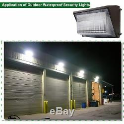 2Pack LED 150Watt Wall Pack Light Fixture 600-800W HPS/HID Replacement 18000LM