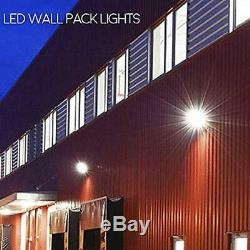WYZM 70Watt LED Wall Pack Light, 250-300W HPS MH Bulb Replacement, Outdoor LED